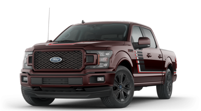 2019 Ford F-150 4x4 Supercrew Lariat Truck